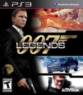 Foto James Bond: 007 Legends PS3