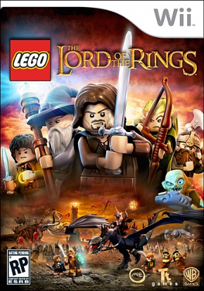 LEGO Lord of the Rings  W...