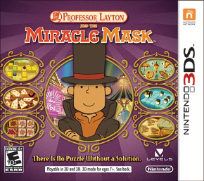 Professor Layton: And The...