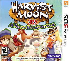Harvest Moon: A New Begin...