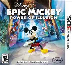 Disney Epic Mickey: Power...