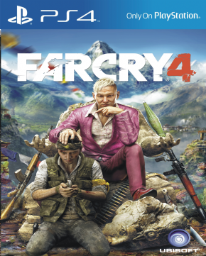 FarCry 4 (Seminovo) PS4