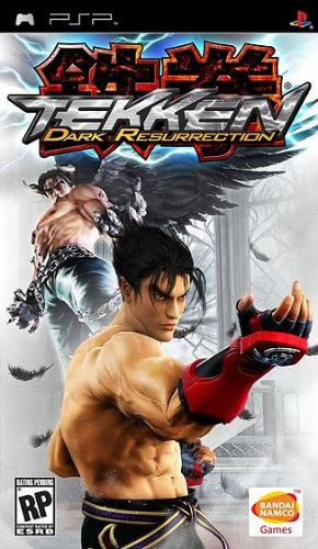 Tekken Dark Ressurrection PSP - Seminovo