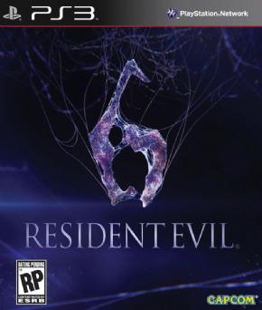 Resident Evil 6 (Seminovo...