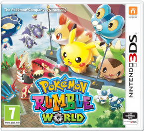 Foto Pokemon Rumble World 3DS