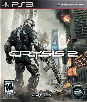 Crysis 2 (Seminovo) PS3