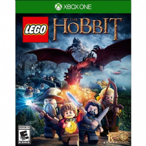 Lego The Hobbit PT BR XBO...