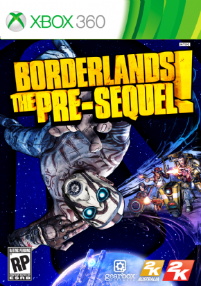 Borderlands 2 The Pre-Seq...