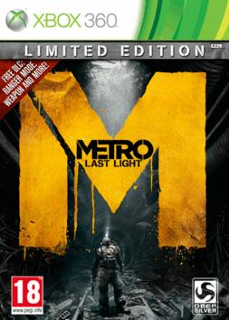 Metro Last Night XBOX360