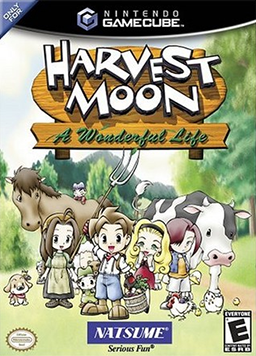 Harvest Moon A Wonderfull...