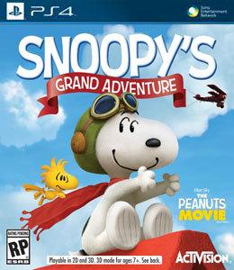 The Peanuts Movie: Snoopy...
