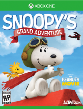 The Peanuts Movie: Snoopy...