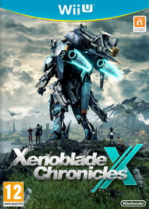 Xenoblade Chronicles X Wii U - Seminovo