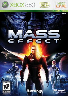 Foto Mass Effect Classics XBOX 360