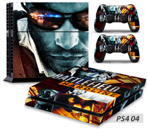 Adesivo 04 - PS4
