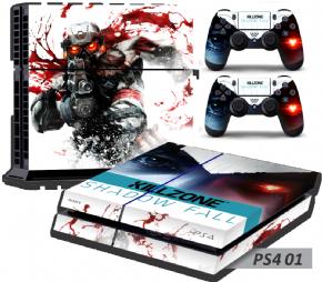 Adesivo 01 - PS4