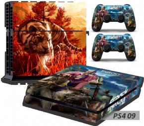 Adesivo 09 - PS4