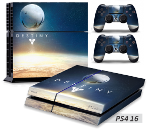 Adesivo 16 - PS4