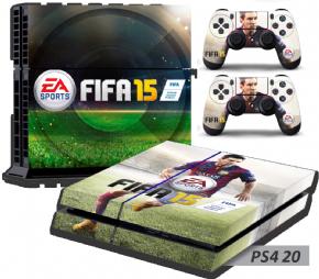 Adesivo 20 - PS4