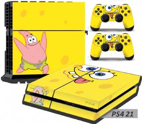 Adesivo 21 - PS4