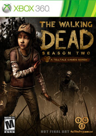 The Walking Dead: Season...