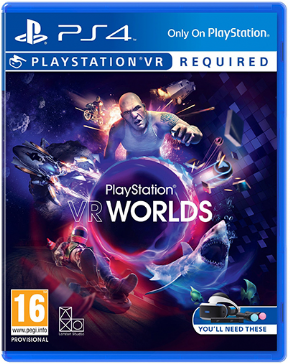 Playstation VR Worlds Pla...