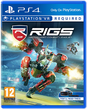 Rigs Playstation VR