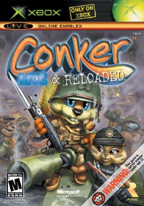 Conker Live & Reloaded XBOX (Lacrado)