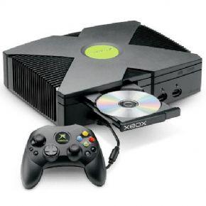 Microsoft XBOX - Novo na...