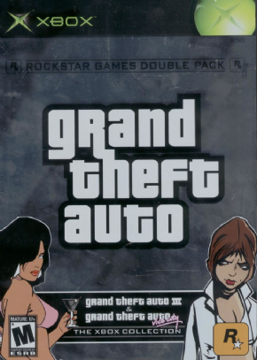 RockStar Games Double Pac...