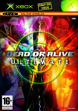 Dead or Alive Ultimate Do...