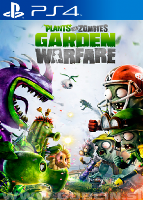 Plants vs Zombies Garden...