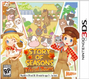 Story of Seasons: Trio of...
