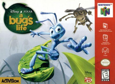 A Bugs Life Nintendo 64 -...