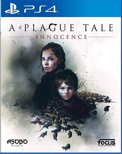 Foto A Plague Tale: Innocence Pré-Venda (29/05/2019) PS4