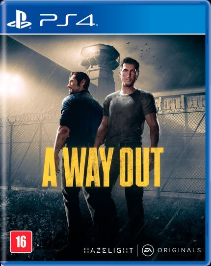 A Way Out PS4