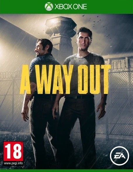 A Way Out XBOX ONE - Semi...