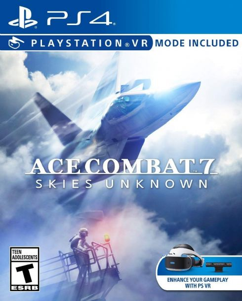Ace Combat 7 PS4 - Seminovo