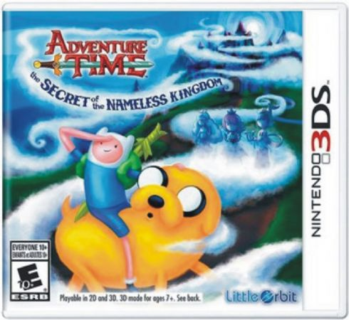 Adventure Time: The Secre...