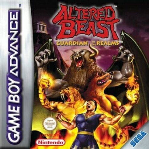 Altered Beast Game Boy -...