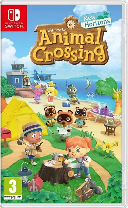 Foto Animal Crossing: New Horizons Nintendo Switch