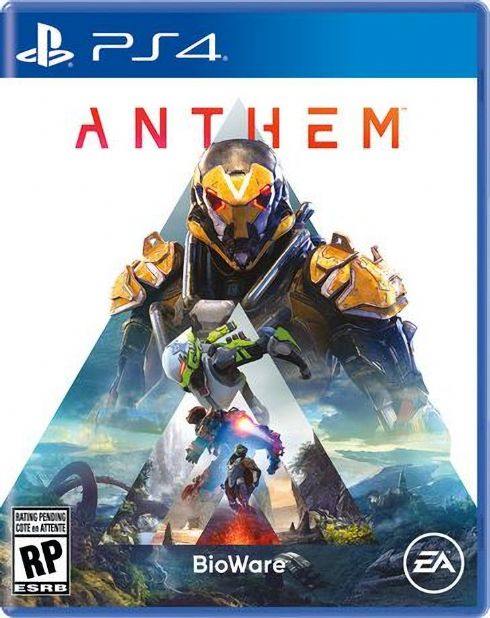 Anthem Pré-Venda (22/02/2019) PS4