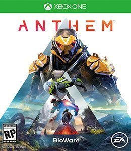 Anthem XBOX ONE - Seminov...