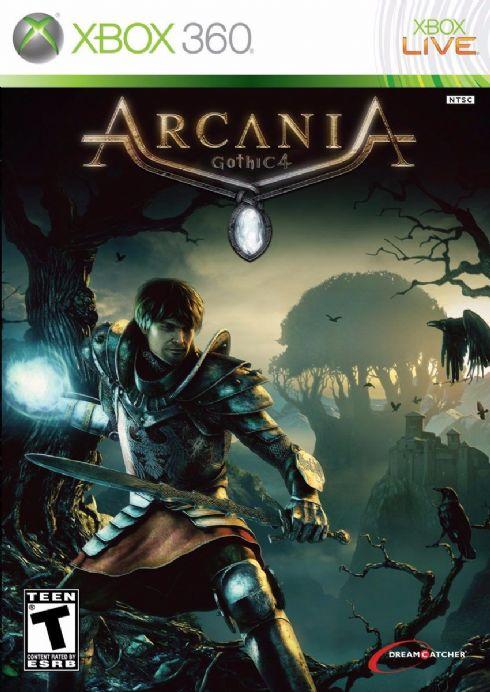 Arcania XBOX 360