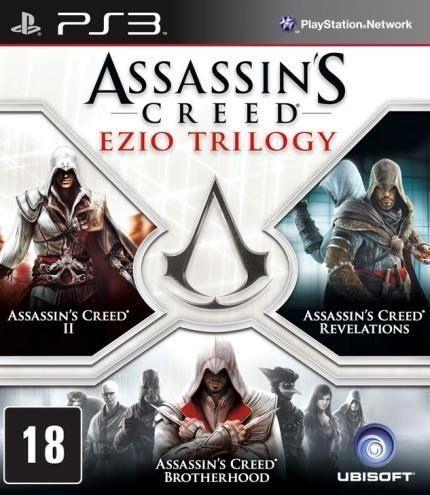 Assassins Creed Ezio Tril...