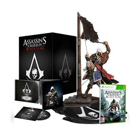 Assassins Creed Iv Black...