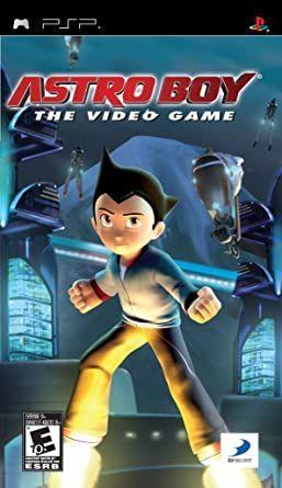 Astro Boy PSP - Seminovo