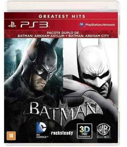 Batman: Arkham City Pacot...