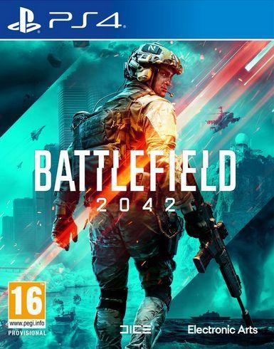 Battlefield 2042 PS4 - Pr...