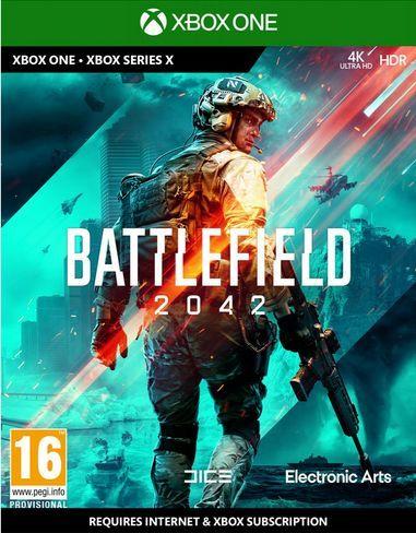 Battlefield 2042 XBOX One...